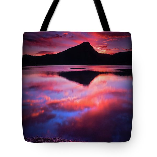 A New Start Tote Bag
