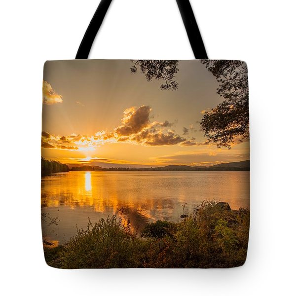 Tote Bag featuring the photograph A New Summer by Rose-Maries Pictures