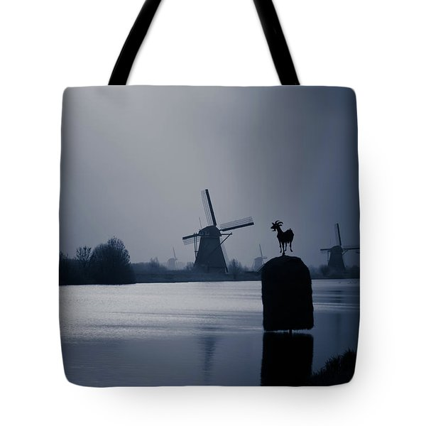 A Nice View Tote Bag