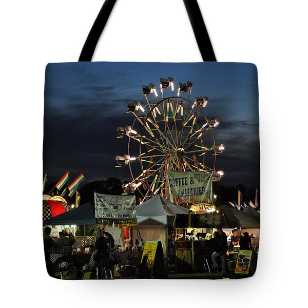 A Night At The Fair Tote Bag