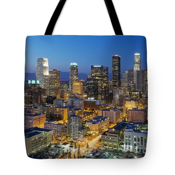A Night In L A Tote Bag