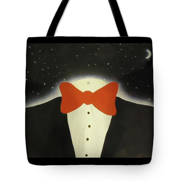 A Night Out With The Stars Tote Bag by Thomas Blood