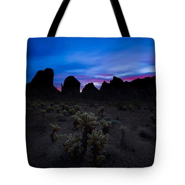 A Nights Dream  Tote Bag