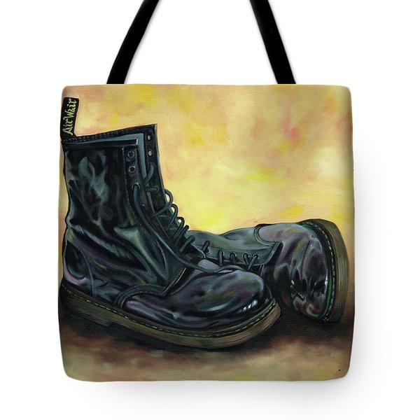 3177b79e09e Dr Martens Tote Bags | Fine Art America