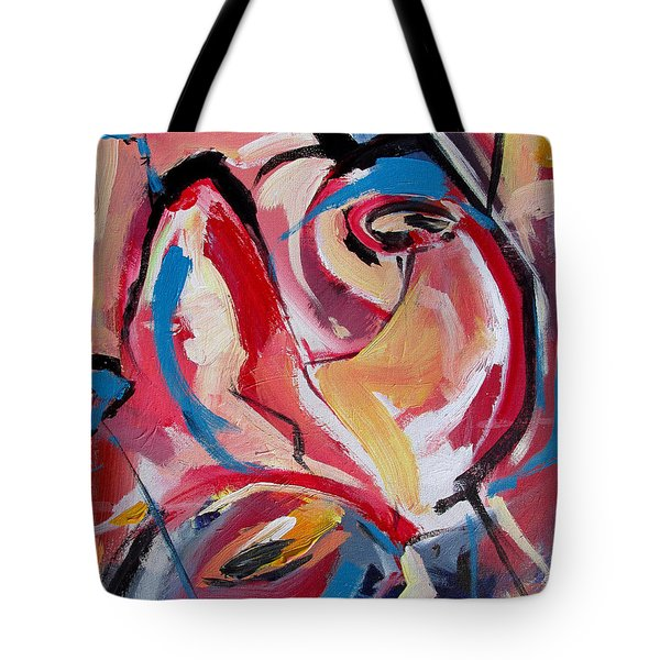 A Pair Of Roses Tote Bag
