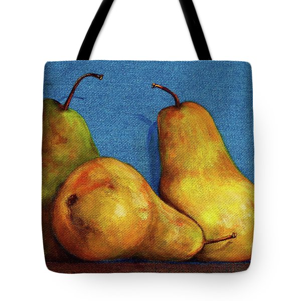 A Pair Plus One Tote Bag