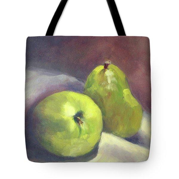 A  Pair Tote Bag