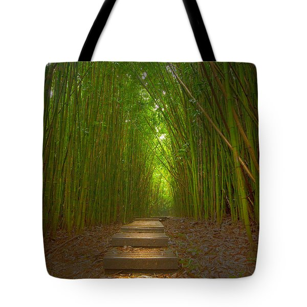 A Path Less Traveled Tote Bag