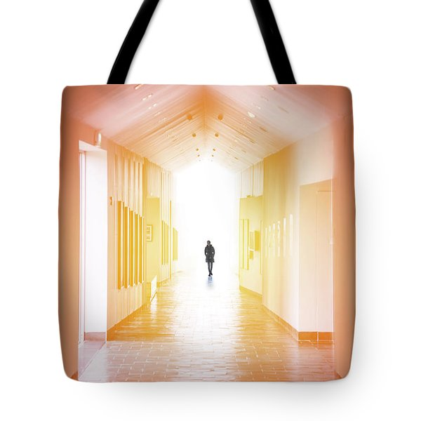 A Path That Never Ends Tote Bag