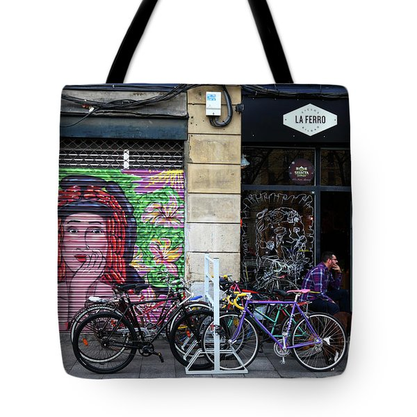 A Pause For Thought Tote Bag