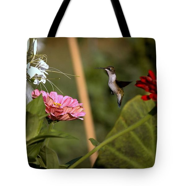 A Pause Tote Bag