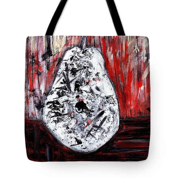 A Pear-antly Tote Bag