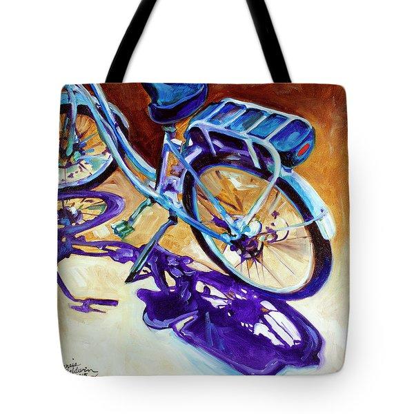 A Pedego Cruiser Bike Tote Bag