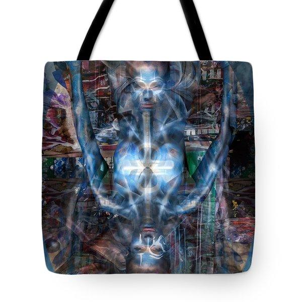A Perfect Balance Tote Bag