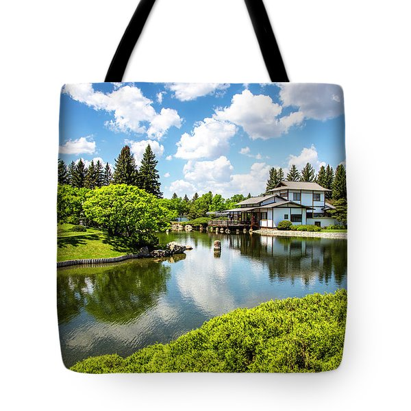 A Perfect Day In The Garden Tote Bag