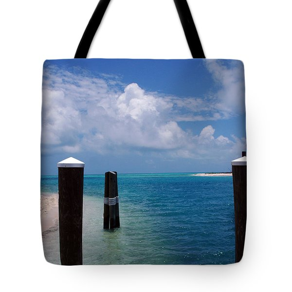A Perfect Day Tote Bag by Susanne Van Hulst