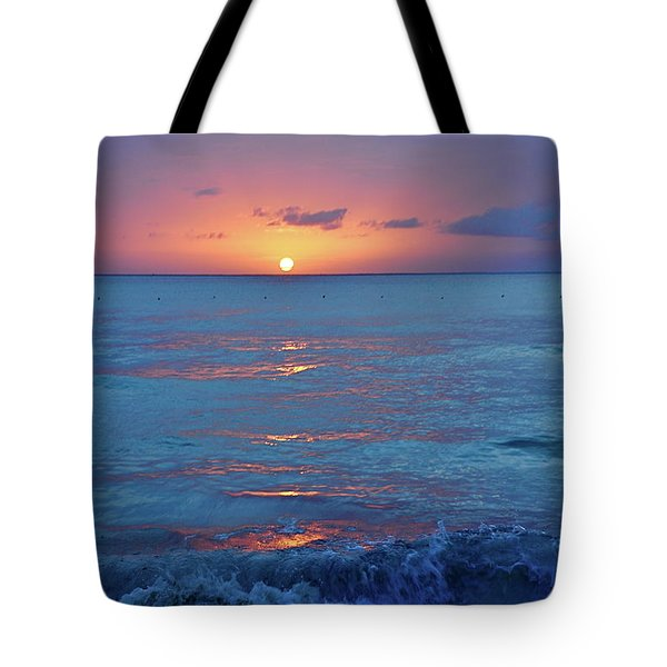 A Perfect Finish Tote Bag