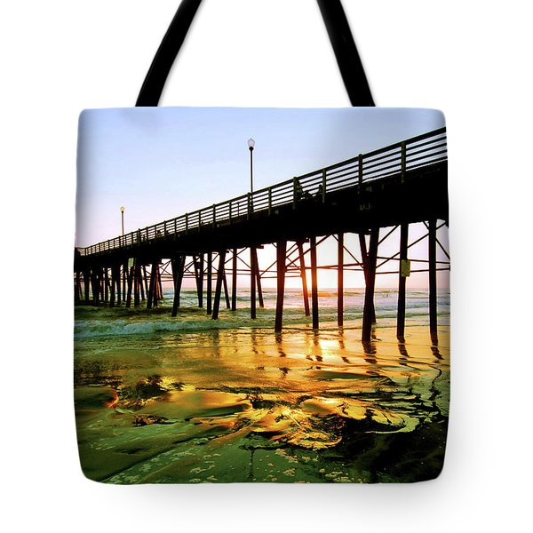 A Perfect Place Tote Bag