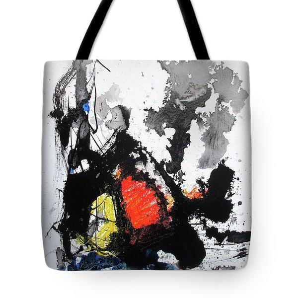 A Perfect Storm Tote Bag