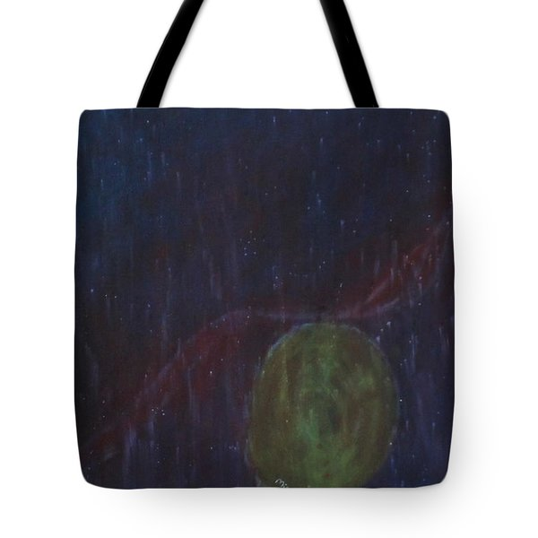 A Person Who  Inquires Into  The Soul Of Things Tote Bag by Min Zou