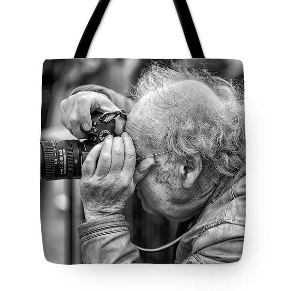 A Photographers Photographer Tote Bag