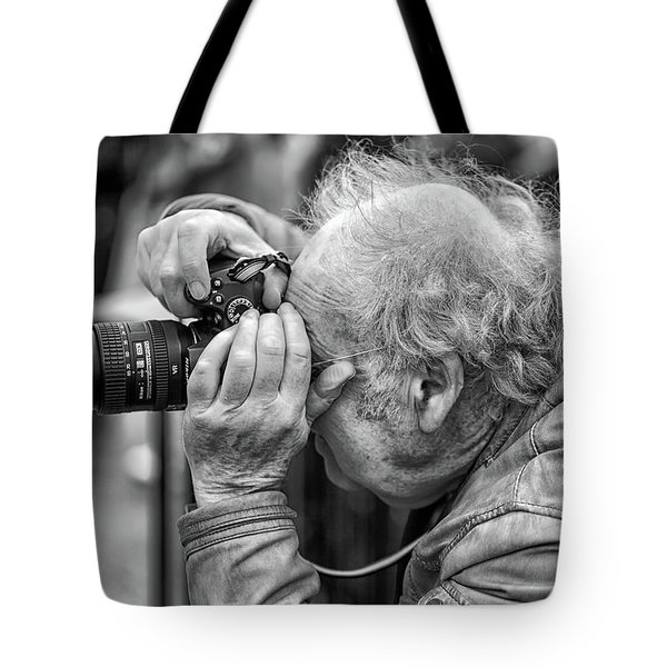 A Photographers Photographer Tote Bag