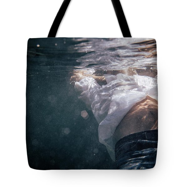 A Piece Of A Man Tote Bag