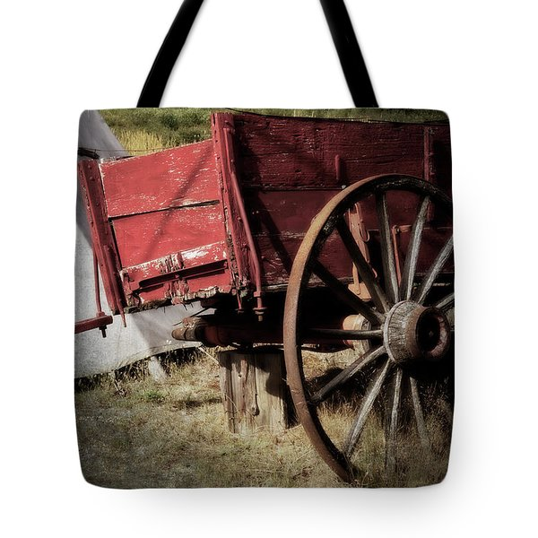 A Piece Of Our History - 365-69 Tote Bag