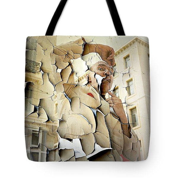 A Pierced Tongue  Tote Bag