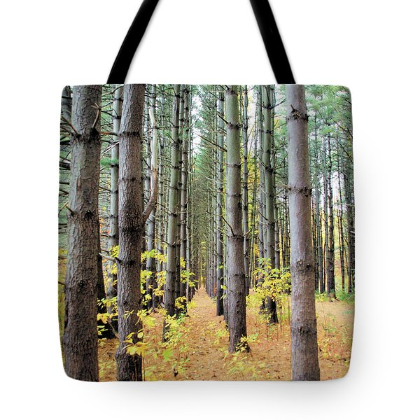 A Pines Army Tote Bag