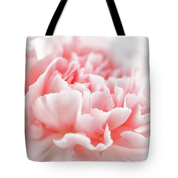 A Pink Carnation Tote Bag