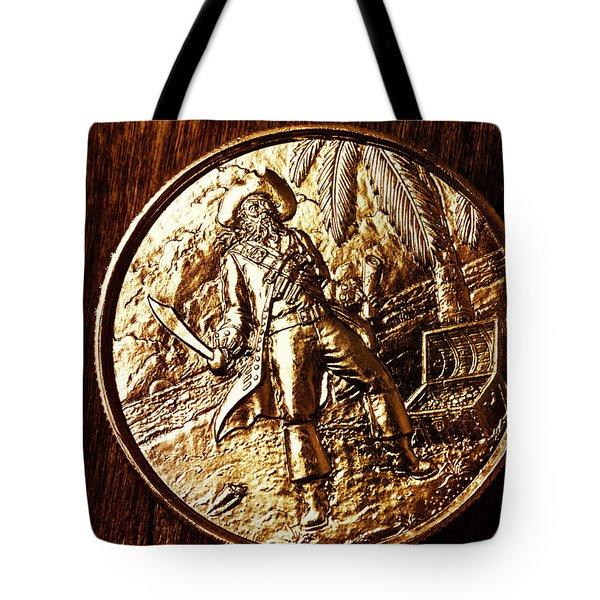 A Pirates Treasure Tote Bag