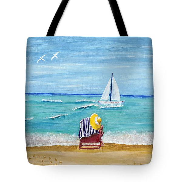 A Place For Rest Tote Bag