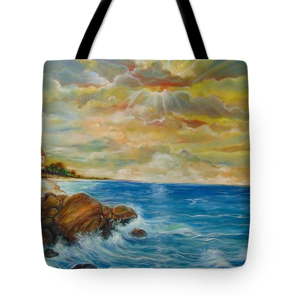 A Place In My Dreams Tote Bag by Emery Franklin