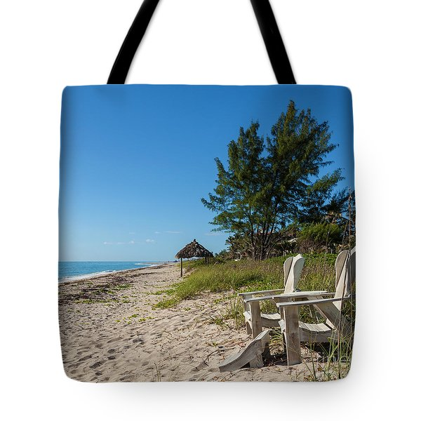 Tote Bag featuring the photograph A Place In The Sun by Michelle Wiarda