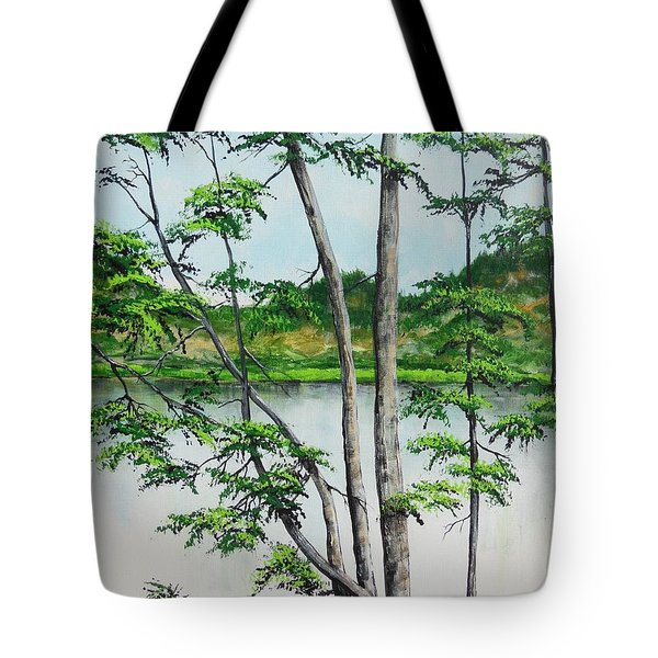 A Place Of Refuge Tote Bag