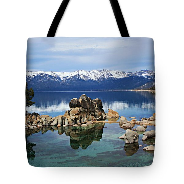 Tote Bag featuring the photograph A Place To Call Home by Sean Sarsfield