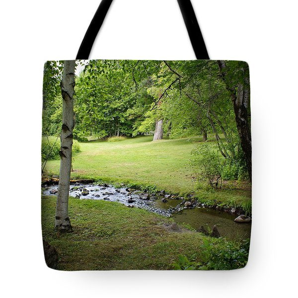 Tote Bag featuring the photograph A Place To Dream Awhile by Ben Upham III