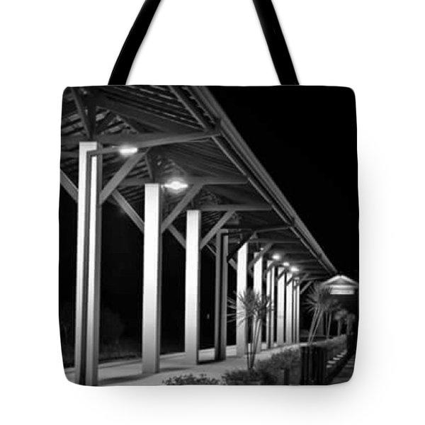 a Plataforma Das Saudades - Tote Bag