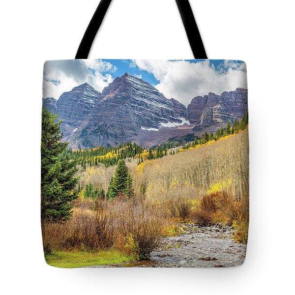 A Pleasure In The Pathless Woods Tote Bag