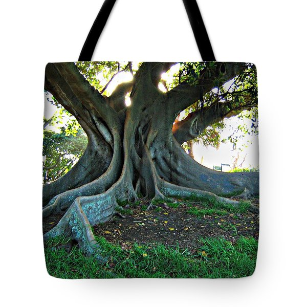 A Poem As Lovely As A Tree Tote Bag
