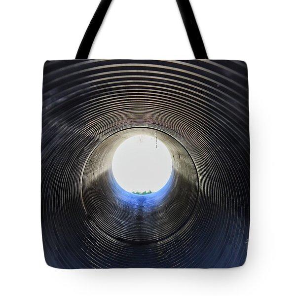 A Portal Of Light Tote Bag