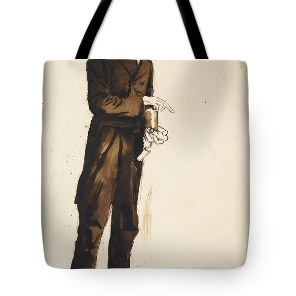 A Porter To The Hogarth Club Tote Bag