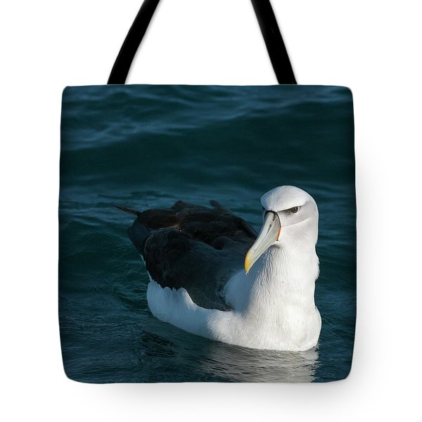 A Portrait Of An Albatross Tote Bag