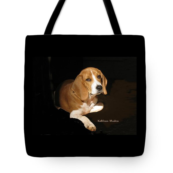 A Portrait Of Jerry Tote Bag
