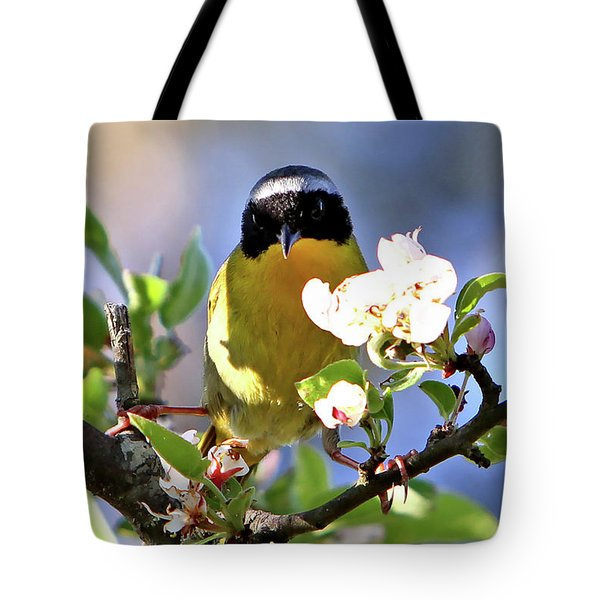 A Pose Tote Bag by Marle Nopardi