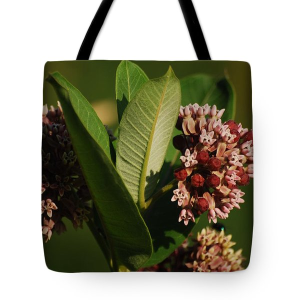 Tote Bag featuring the photograph A Pretty Bouquet by Ramona Whiteaker