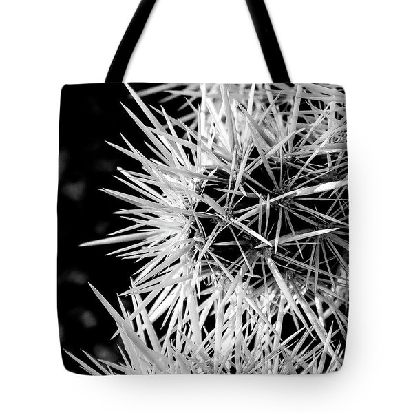 A Prickly Subject Tote Bag