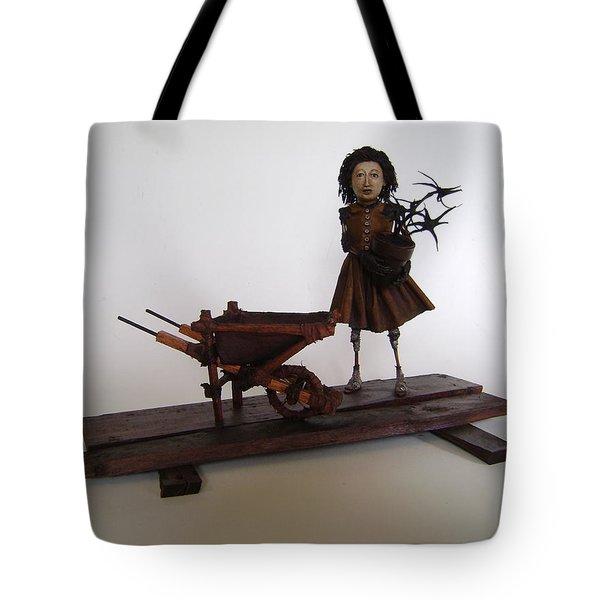 A Pride Of Innocence Tote Bag
