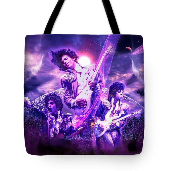 A Prince For The Heavens  Tote Bag